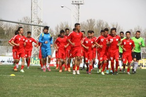 Afghan National Football Team