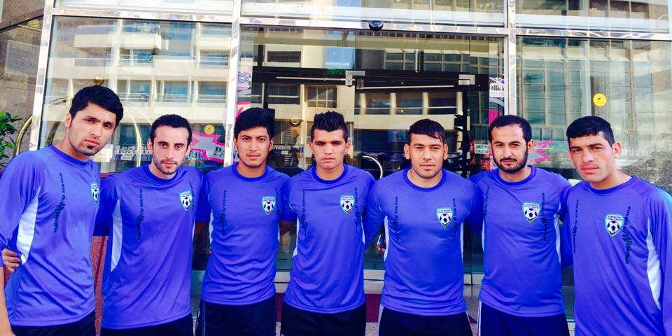 Seven players of Afghan National Football team announce resignation on Facebook
