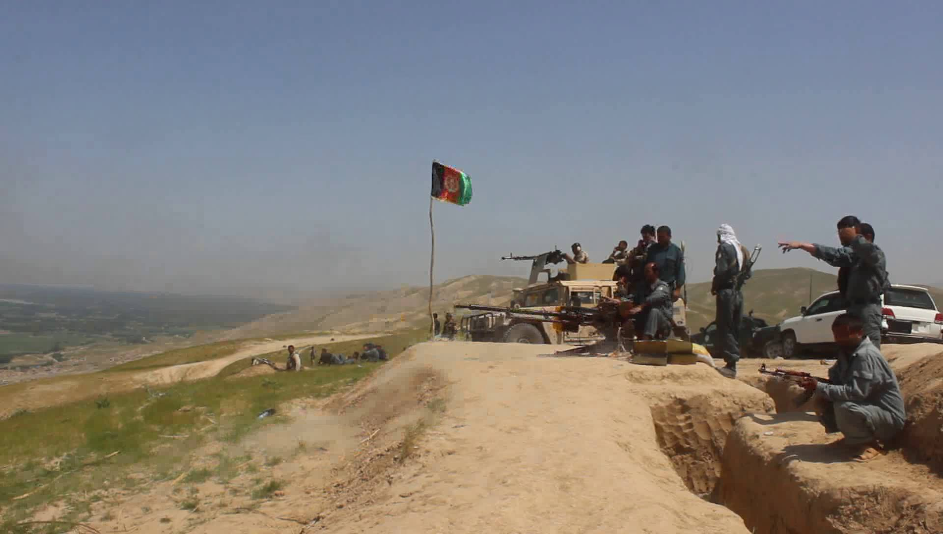 Taliban took control of the main security checkpoint in Dande Ghori in Pol-e-Khumri, the provincial capital of Baghlan