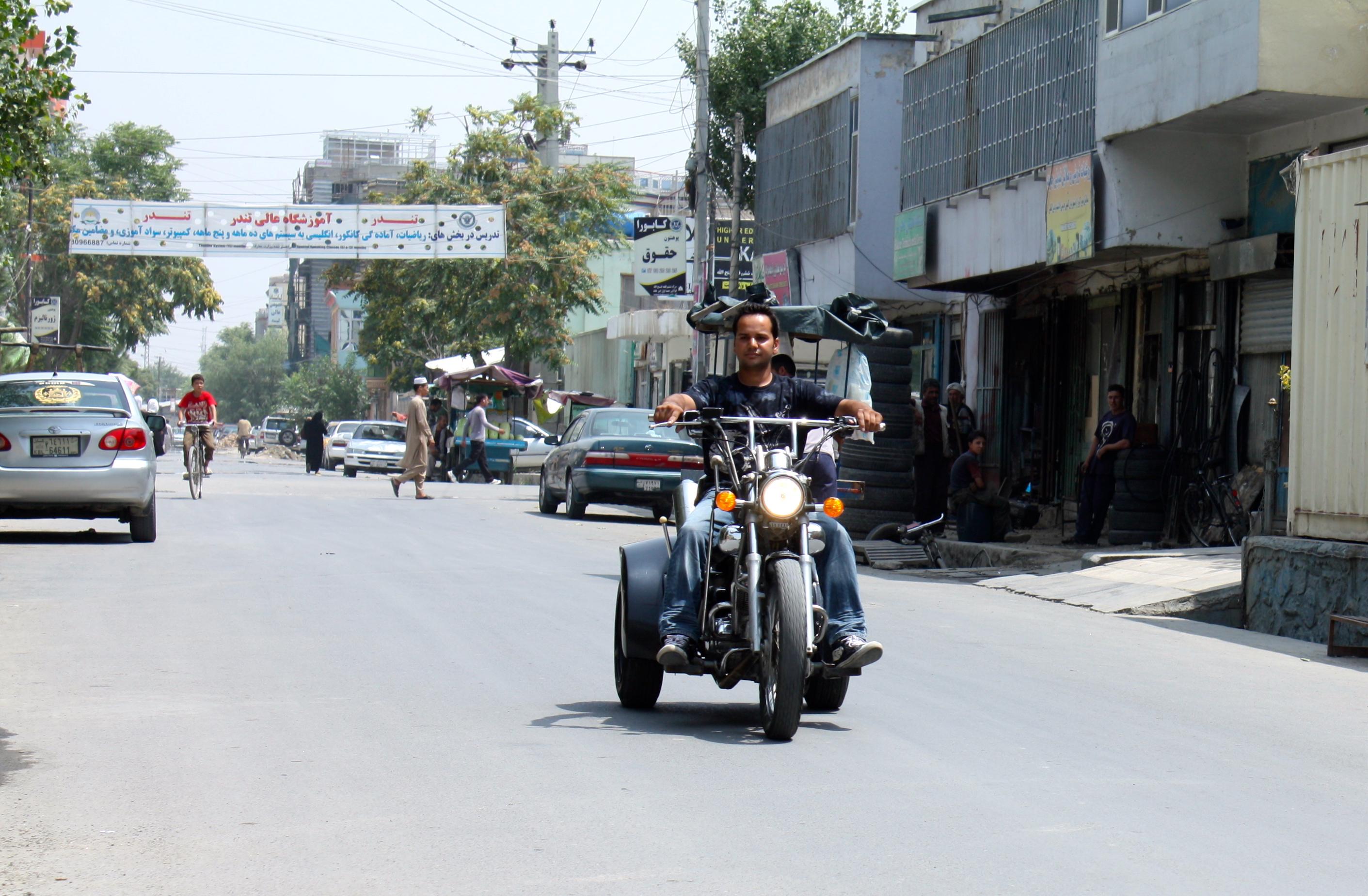 #AfghanInventor: Mobilizing Afghanistan's disabled