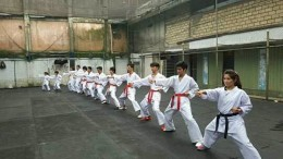 Afghanistan's Karate Kids in Refugee Camps